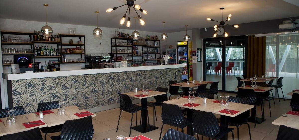 Bar - Les Terrasses du Z5 - Restaurant Aix en Provence